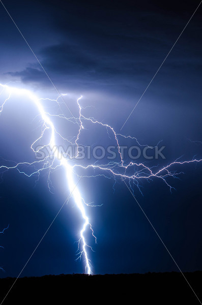 Dynamic Lightning Bolt - Symbiostock Express Demo