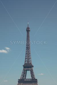 Eiffel Tower in Paris - Symbiostock Express Demo