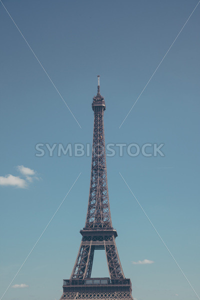Eiffel Tower in Paris - Symbiostock Express Demo