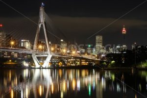 Anzac Bridge - Symbiostock Express Demo
