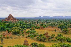 Bagan Temples, Burma - Symbiostock Express Demo