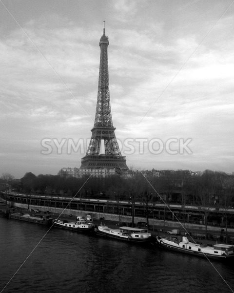 Eiffel Tower - Symbiostock Express Demo