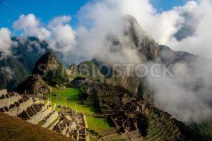 Machu Picchu - Symbiostock Express Demo